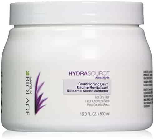 Matrix Biolage Hydrasource Conditioning Balm for Dry Hair, 16.9 Ounce