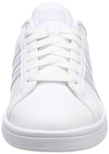 Donna Cblack Advantage Ginnastica adidas Aerblu Scarpe CF Ftwwht B28095 Bianco da qOnP7axTw