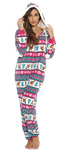 6291-XXL Just Love Adult Onesie / Pajamas, Moose