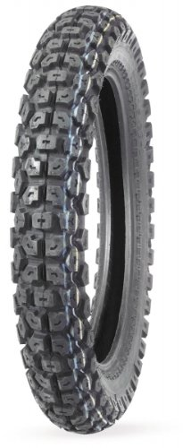 IRC GP1 Tire - Rear - 4.60-17 , Position: Rear, Tire Size: 4.60-17, Rim Size: 17, Tire Ply: 4, Load Rating: 62, Speed Rating: P, Tire Type: Dual Sport, Tire Application: All-Terrain XF87-5680