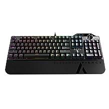 Azio Mgk L80 Mechanical Gaming Keyboard (Brown K-SWITCH/ RGB Backlight) MGK-L80-01