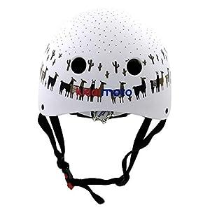 KIDDIMOTO Casque Vélo Enfant – Casque de Cyclisme pour VTT/BMX/Skate/Scooter/Patines/Trotinette/Draisienne