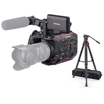 Amazon.com: Panasonic AU-EVA1 5,7 K Super 35 Cámara de Cine ...