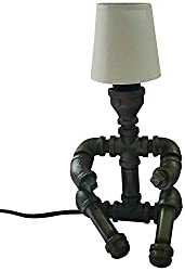 Mr. Willies Roboman Industrial Pipe Lamp
