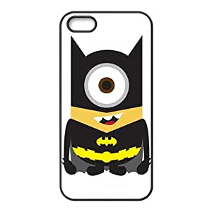 Minions cop Cell Phone Case for iPhone 5S