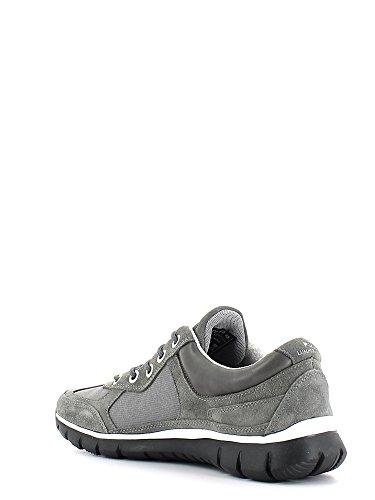 Lumberjack Liberty Man 1572 M05 Grey - Zapatos de cordones de Piel para hombre Gris gris gris