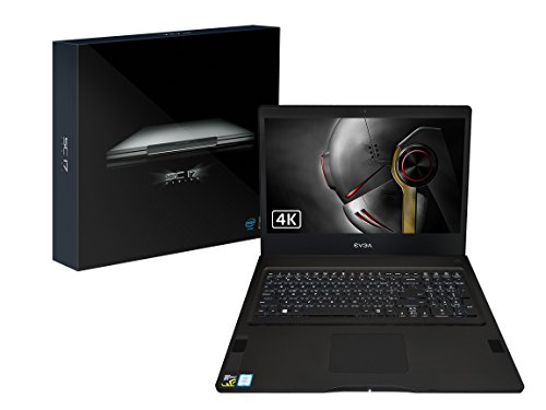 EVGA-SC17-1070-173-4K-Gaming-Laptop-Intel-Core-i7-32-GB-DDR4-256-GB-SSD-1-TB-HDD-GeForce-GTX-1070-758-41-2633-T1