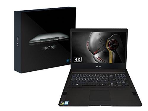 EVGA SC17 1070 17.3 4K Gaming Laptop, Intel Core i7, 32 GB DDR4, 256 GB SSD, 1 TB HDD, GeForce GTX 1070 758-41-2633-T1