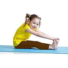 Leggings Depot Kids Ultra Soft Basic Solid Best SELLER Cotton Ankle Length Leggings Pants For School or Play