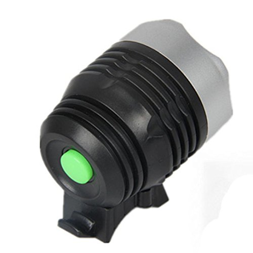 Headlamp Odeer 3000 Lumen XML Q5 Interface LED Bike Bicycle Light Headlamp Headlight - Film Eyeglass Tint