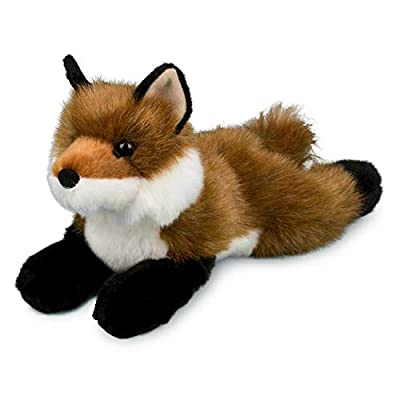Roxy Red Fox Plush Stuffed Animal: Toys & Games