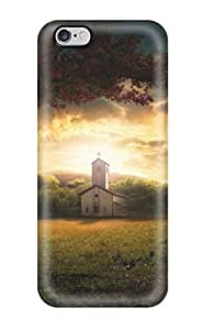 Hot KZUfJxZ6411HYntB Sunrise Earth Tpu Case Cover Compatible With Iphone 6 Plus