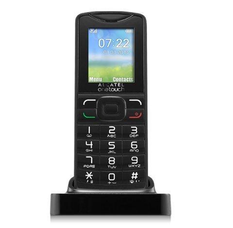 Verrassend Amazon.com: Cellphone Alcatel GSM 2G Unlocked F102 Large Buttons w OW-28