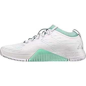 adidas Performance Womens CrazyTrain Elite Trainers Sneakers - White - 3.5 UK