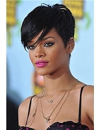 Mode Perücken Wigstyle Mode Synthetische Haarperücken Promi Frisuren