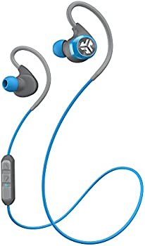 JLab Epic Bluetooth 4.0 Wireless Sports Earbuds (Blue)