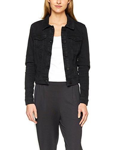 Femme L Denim Noisy Wash Veste Black Black Jean Jacket May en Noir Black Noos S Nmdebra TqRw7