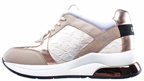 Lace Up Nude 05 Jo Liu Sneakers Karlie B68003 pXITxqA