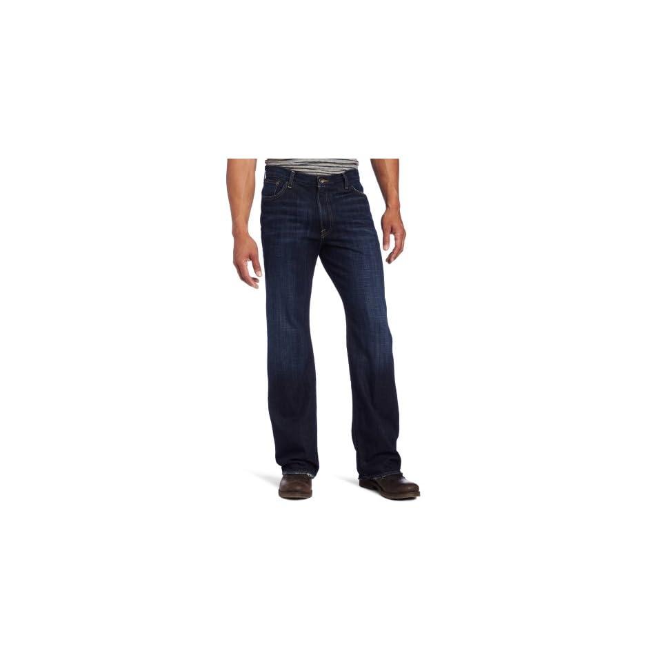 Lucky Brand Mens 367 Vintage Boot Denim Jean, Dysart, 29x34