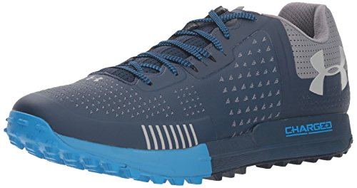 Under Armour Men Horizon RTT Trail Running Shoes Academy (400)/Blue Circuit