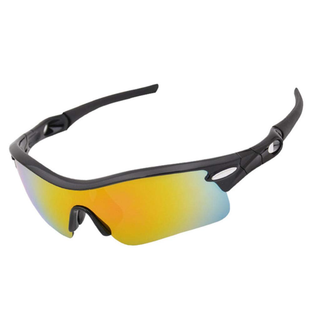 NYCROSSER Gafas polarizadas Gafas de Ciclismo para Adultos ...