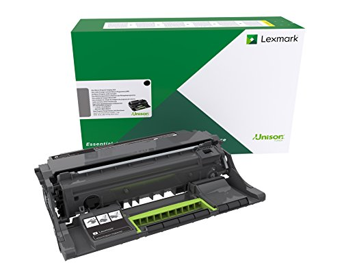 Black Toner Unit - Lexmark 56F0Z00 Black Return Program Imaging Unit