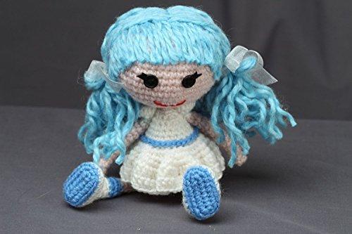 (Soft handmade fabric crochet toy