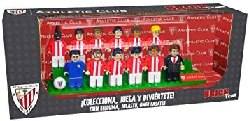Eleven Force Brick Team Athletic Club 2ª Edición (12401): Amazon ...