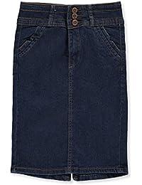 Big Girls' Denim Skirt
