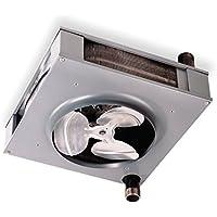 DAYTON 5PV54 Hydronic Unit Heater, 12-1/8 In. H