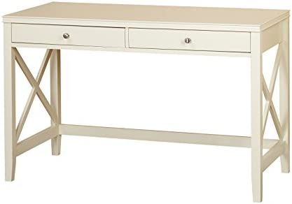Cheap Target Marketing Systems Anderson X Wooden Desk modern office desk for sale