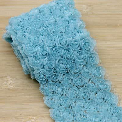 Cordã³n Mã³vil 17colors Filas Rosas Gasa New El Tela De Del Material Estereofonias 5yds Diy Lago Arco 6 Telã©fono Para Azul Astonish Belleza Lote wa8v4qtn