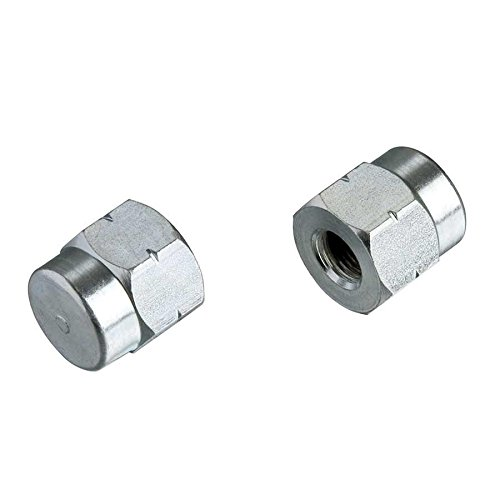 Price comparison product image Tacx T1416 Axle nut 3 / 8'' set of 2
