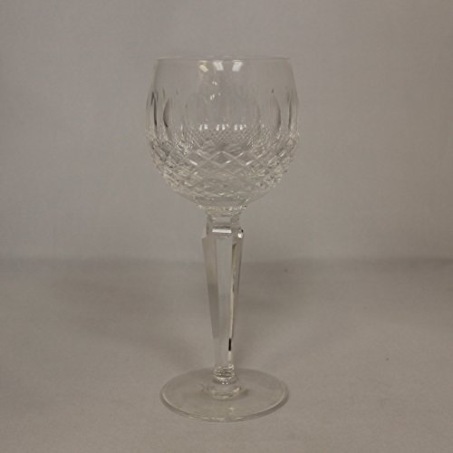 Waterford Colleen Accent - Waterford Crystal Stemware - Colleen Short Stem Wine Hock, 7.5'
