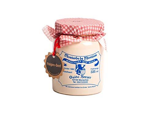 Feigen Senf – Monschauer Senf – 335 ml – Vijg Mosterd