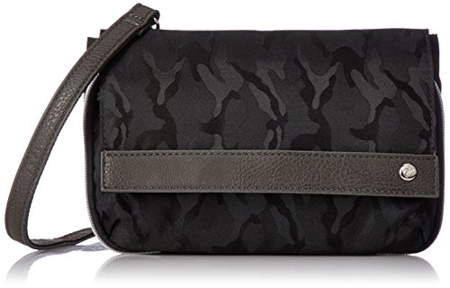 [Sack] Shoulder Bag Fevu S42501 Bg Black Gray Jp F/S