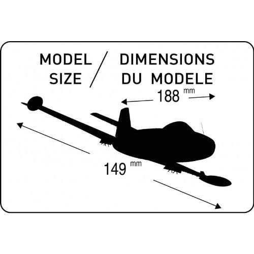 Patrouille de France 53001P Heller Maquette 3 Mod/èles