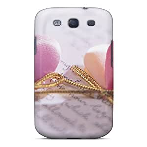 Mwaerke Case Cover For Galaxy S3 - Retailer Packaging Love Letter Protective Case