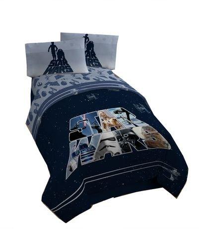Star Wars Classic Twin/Full Comforter Mon-Tex