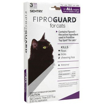 3CT Dog/Cat Fiproguard