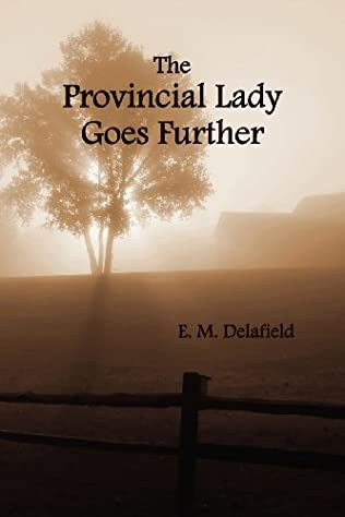 book cover of Provincial Lady Goes Further