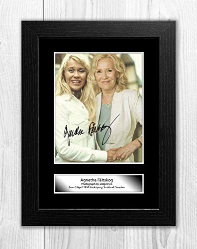 Used, Engravia Digital Agnetha Faltskog Abba (1) by Ard Gelinck for sale  Delivered anywhere in Canada