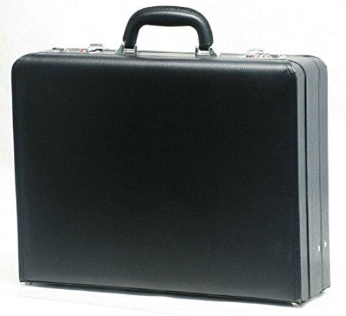 Aktenkoffer - 46x34x12cm - 2 kg - schwarz