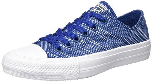 Converse Zapatillas Chuck Taylor All Star Ii Ox Azul / Blanco EU 37