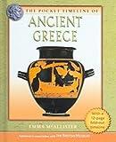 The Pocket Timeline of Ancient Greece, Emma McAllister, 0195301285