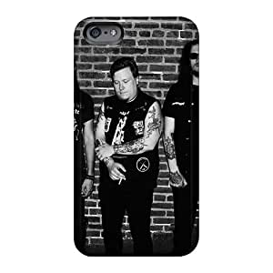 Iphone 6 PNN18126GTev Custom Stylish Dissection Band Skin Best Hard Phone Case -CristinaKlengenberg