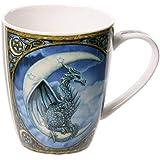 Lisa Parker Dragon Design Bone China Mug