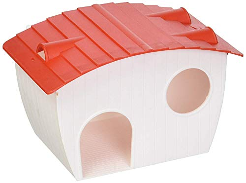 Marchioro USA SMO00002 Chalet Pet House, Mini, Colors Vary