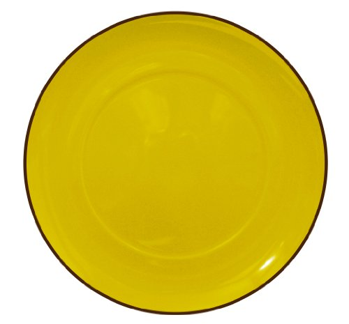 Waechtersbach Duo Set of 4 Salad/Dessert Plates, Curry for sale  Delivered anywhere in USA