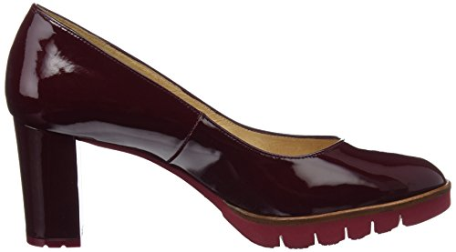 Gadea Women's Charol Closed Toe Heels Red (Charol Wine) 95P2AvT0